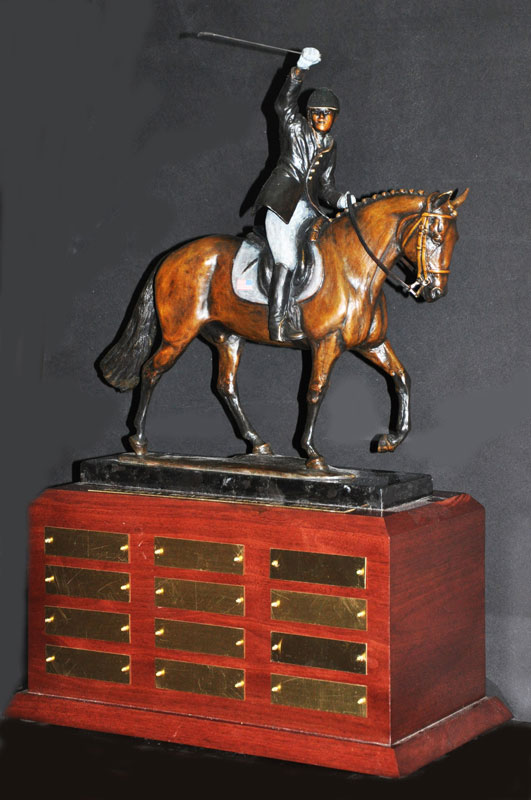 Horse Show Trophies Equestrian Trophies Western