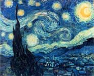 Van Gogh Starry Night and Influence of